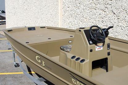2021 G3 Boats Gator Tough 18 cc - $24,099