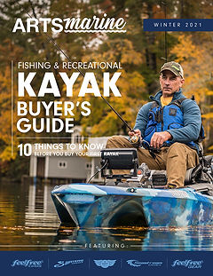 Kayak Buyer's Guide Issue 1 - Arts Marin