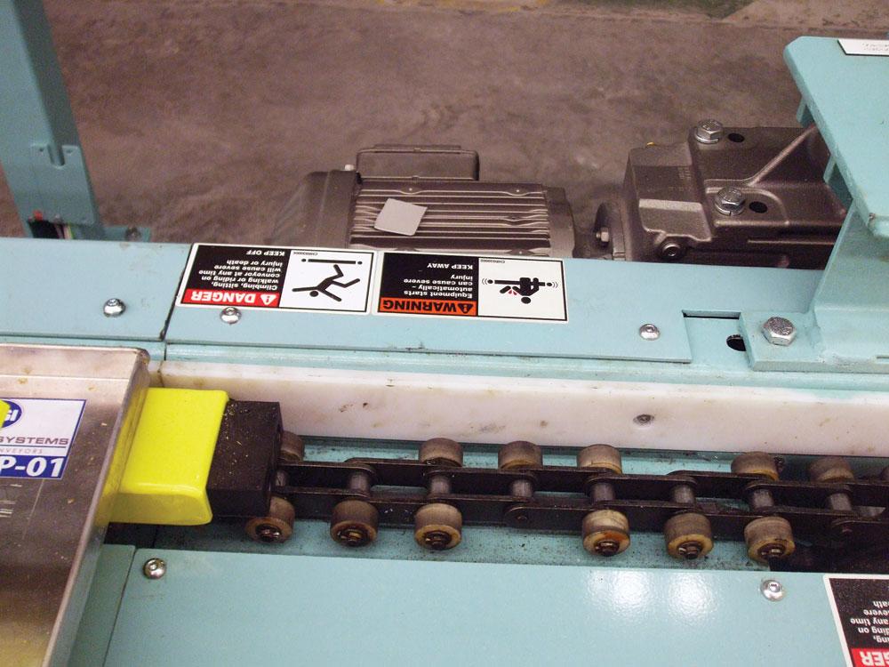 / Pallet Conveyor