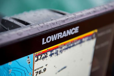 Lowrance detail