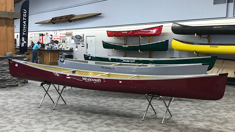 Wenonah Canoes -  Spirit II