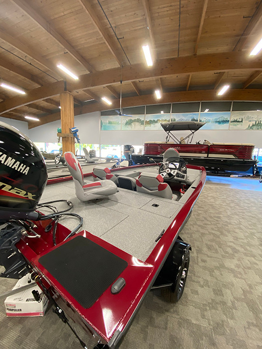 2020 G3 Boats Sportsman 1710 - $27,300