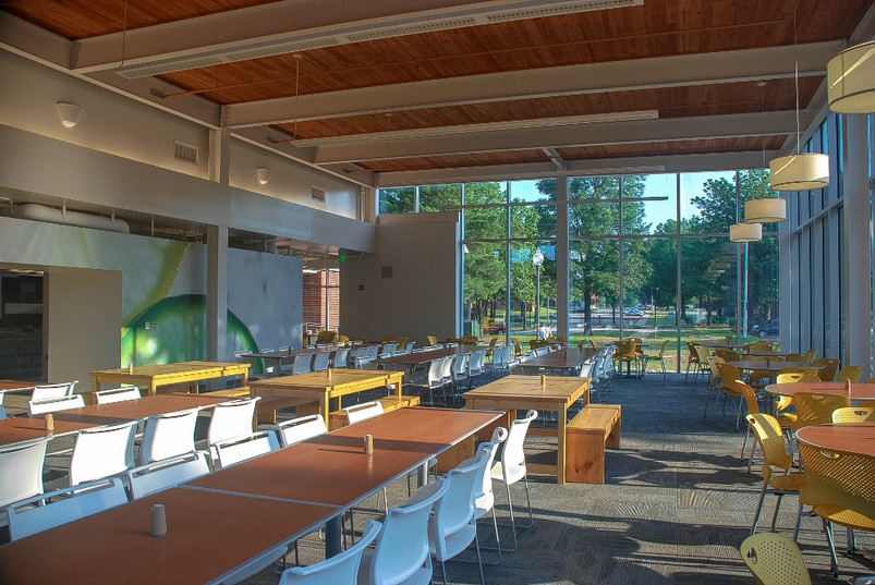 Arkansas Tech University Chambers Cafeteria