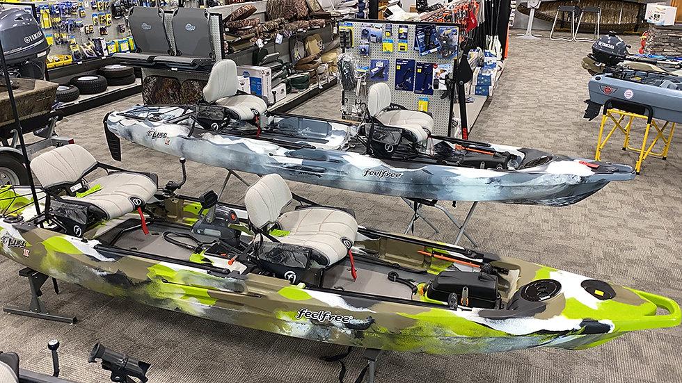 Feel Free Kayak - Lure 2