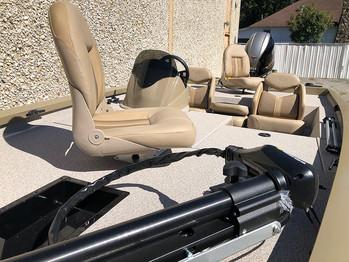2021 G3 Bay 17 - Sahara Tan - $27,500