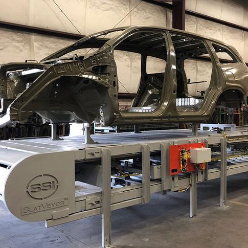Automotive Manufacturer – Weld Cell Buffer