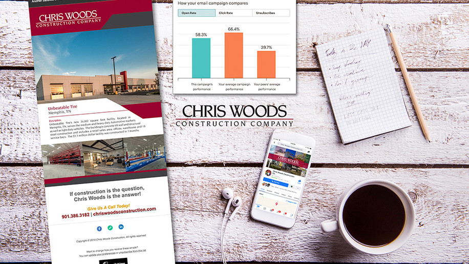 Chris Woods email marketing
