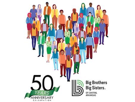 Big Brothers Big Sisters Of Central ArkansasCelebrates 50 Years of Mentoring At Inaugural Event