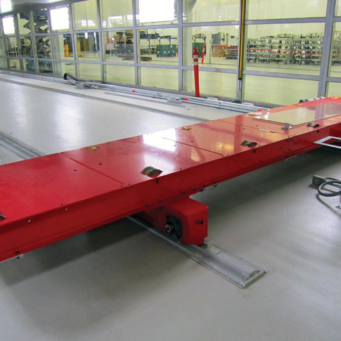 Automobile Manufacturer - Paint System