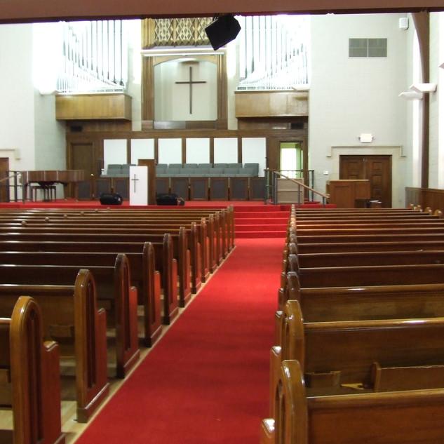 Fordyce First Baptist Church