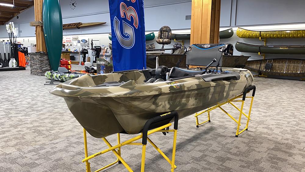 3 Waters Kayaks - Big Fish 108