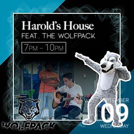 Harold's House