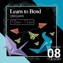 Learn to Bend Origami