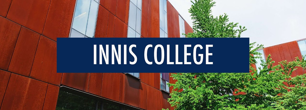 Favorite Places on Campus: Innis College Video
