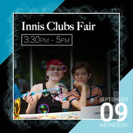 Innis Clubs Fair