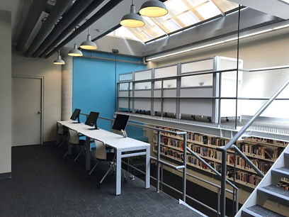 Innis Library second floor