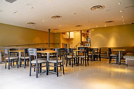 Innis Cafe Seating Area