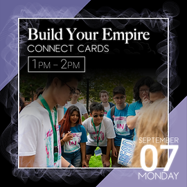 Build Your Empire event description.