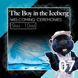 The Boy in the Iceberg