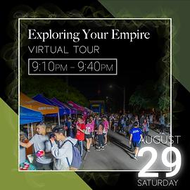 Exploring Your Empire event description.