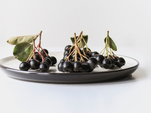 This Super Berry Has 4x More Antioxidants than Blueberries