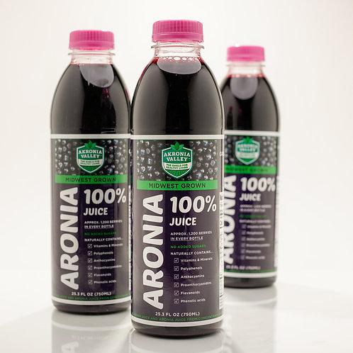 Akronia Valley Aronia Juice - 4 Pack