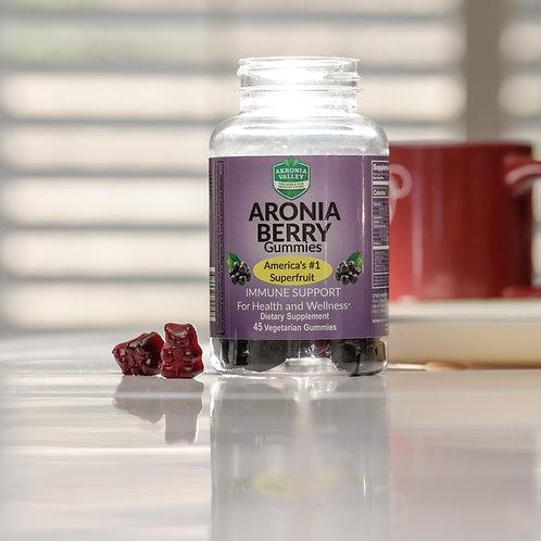 Akronia Valley Aronia Berry Gummies