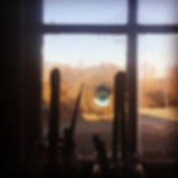 Artist's retreat at Starnash Farmhouse