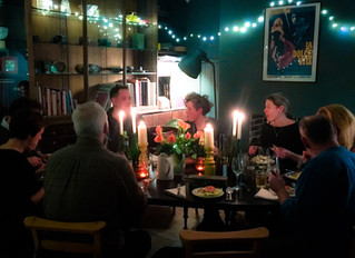 Dinner Party: gather your kinfolk