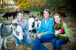 Farm Family Portrait