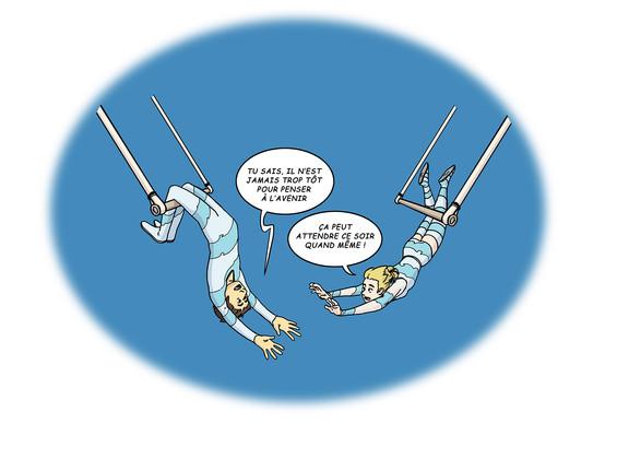 bonnes questions croquis trapeze couleur