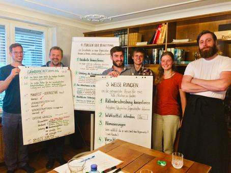 Soziokratische Vereinsgründung