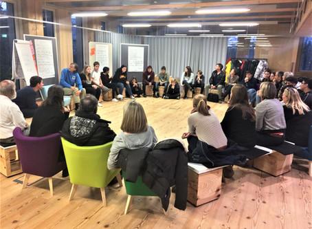Kinderparlamente: Innovation durch eine solidarische, zukunftsfähige und politische Bewegung