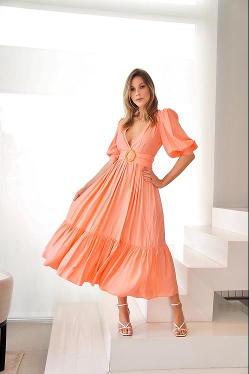 Vestido Bella Coral