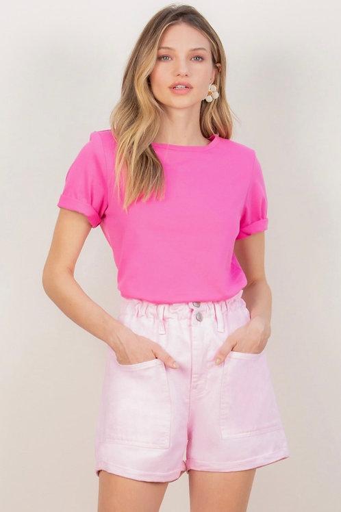 Blusa Jade Pink
