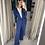 Thumbnail: Cardigan Longo MILA azul