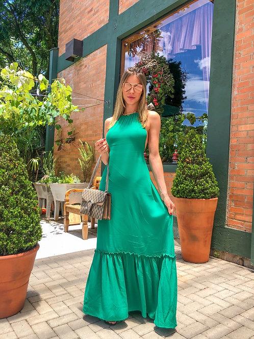Vestido Bali Verde