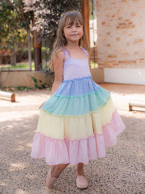 Vestido Mila Infantil