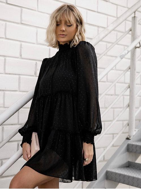 Vestido Carina Preto