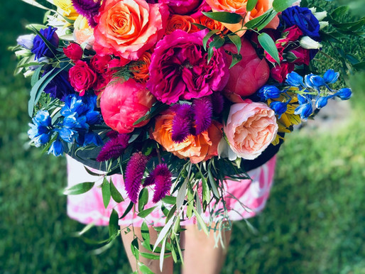 Beyond Blush: Color Variety in Garden Roses
