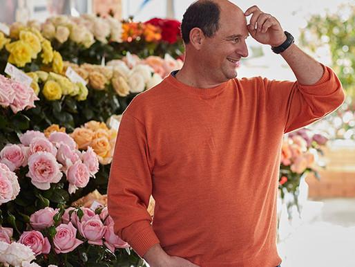 Talking Garden Roses with Botanical Brouhaha