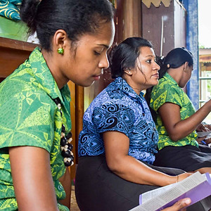 FPS Credit Union Presentation At Suva Methodist Primary School Staffs