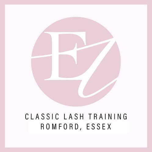 Classic Lashes Training With Nikki at Romford, Essex