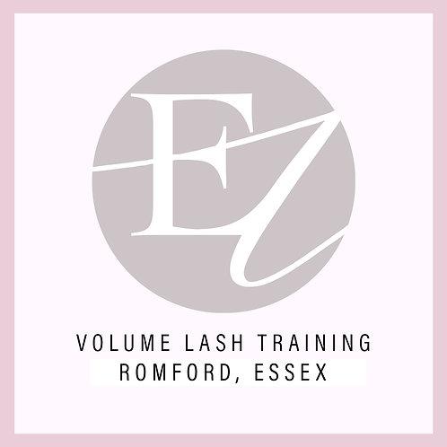 VolumeLash Training With Nikki at Romford, Essex