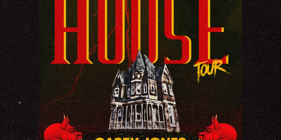 "Casey Jones ""Hell House"" Seattle"