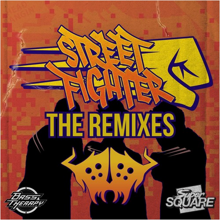 Super Square - Street Fighter (Rebel Scum Remix)