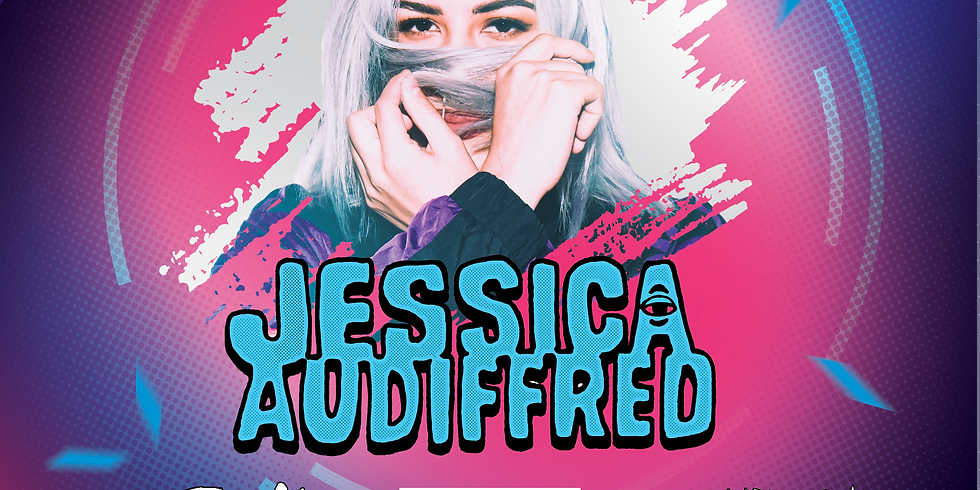 Bass Therapy presents Jessica Audiffred (Tix only / GL Full)