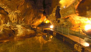 Grotte de Baume les Messieurs