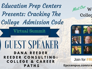 Cracking The College Admission Code- FREE Virtual Summit