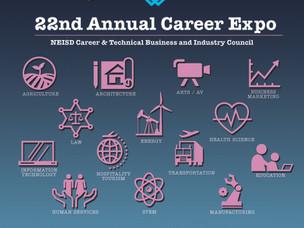 NEISD Career Expo:  April 28, 2020